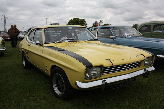 E E Z on Ford Capri Perana For Sale