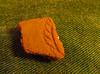 Iron age pottery shard