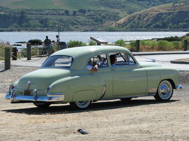 1950 chevrolet 2 door sedan 39 eds 155 39 6 photographed at for 1950 chevy 2 door sedan