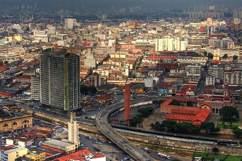 São Paulo não para...(nem eu)