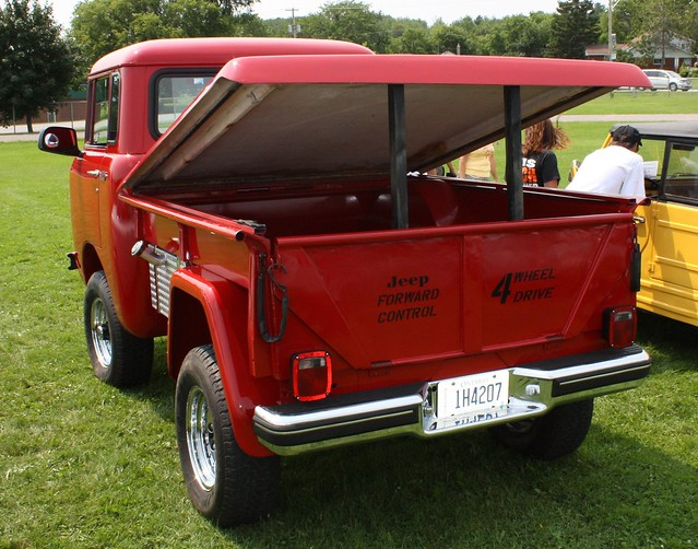 1961 Willys Fc 150 Jeep Pickup Flickr Photo Sharing