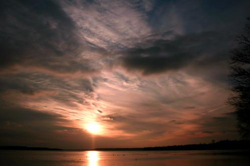 sunset sky clouds virginia eod va potomacriver 2009 endofday abigfave anawesomeshot mtvernonva