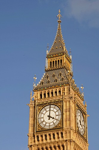 The Clock Tower Big Ben London The Clock Tower Is The