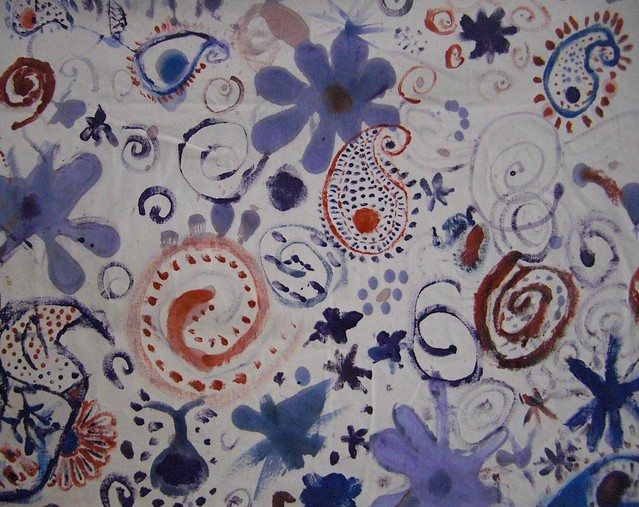 Fabric Painting Images For Beginners