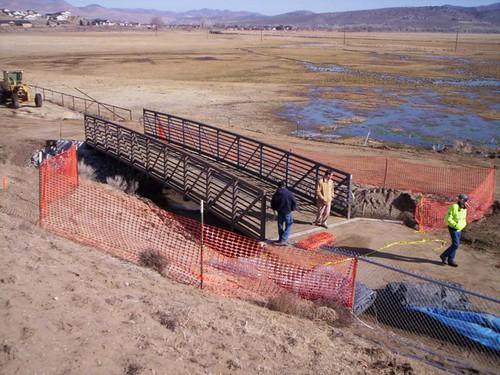 Mexican Ditch Trail South Bridge