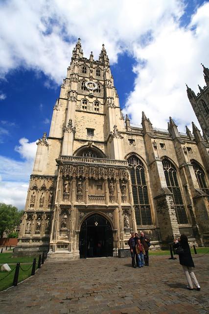 Header of A Canterbury Tale
