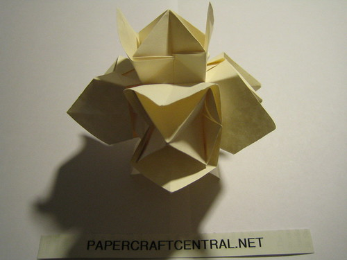 Paper Ornament 12 Photos | Kusudama - Party Hat Ornament - Type 4 | 112