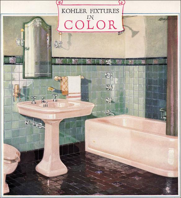 Vintage Bathrooms 4 A Gallery On Flickr