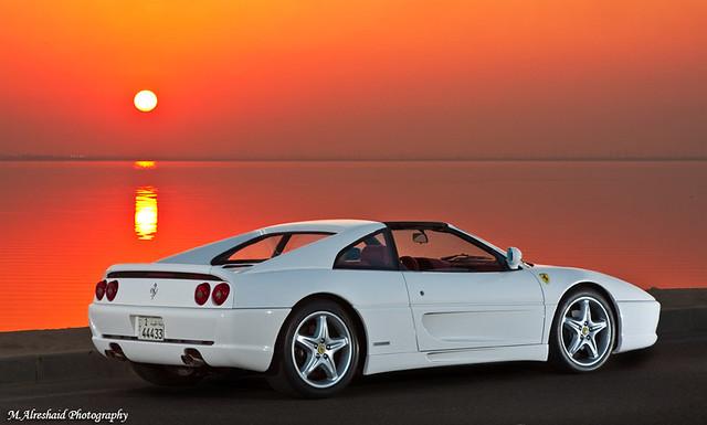 Ferrari 355 GTS (Part III)