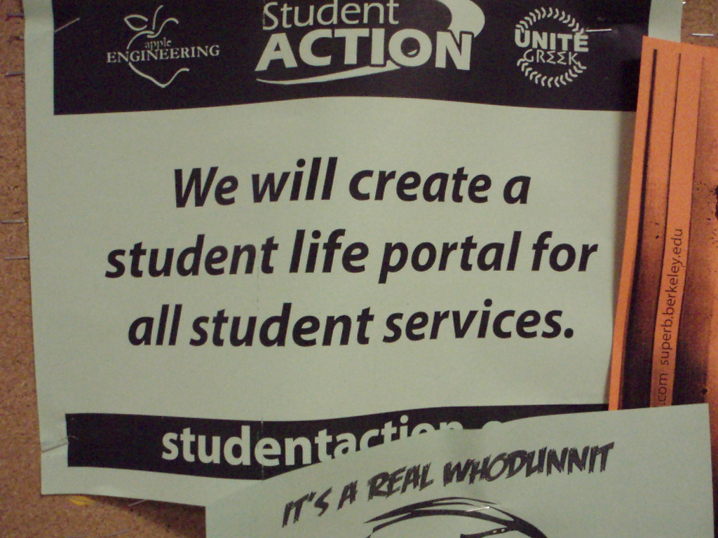 Student Life Portal