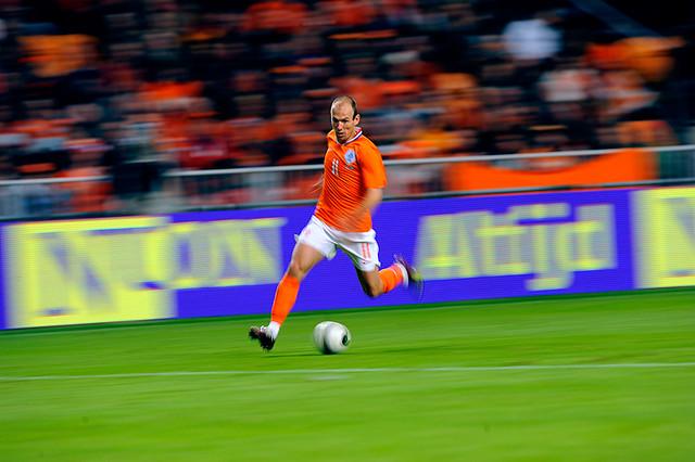 Netherlands v Scotland