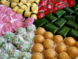 Kue Jajanan Pasar Khas Indonesia