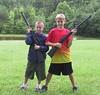 Matt and Jon in Virginia