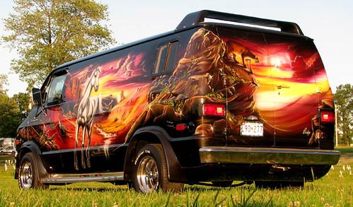 Stallion Streetvan | Flickr - Photo Sharing!