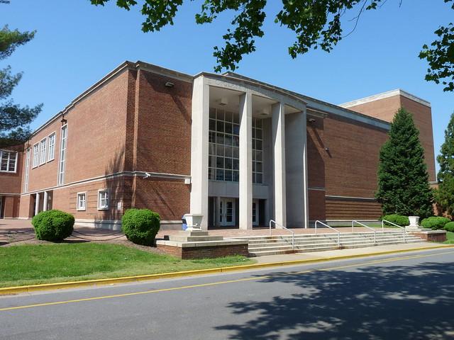 Ec Glass High School