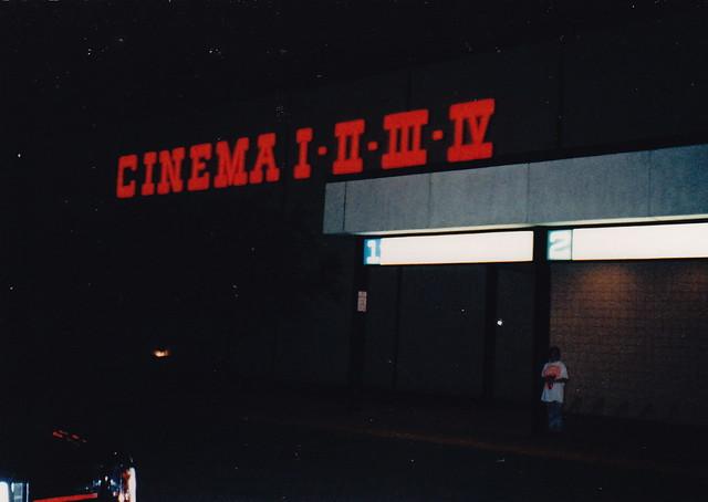 Cinema I - II - III - IV