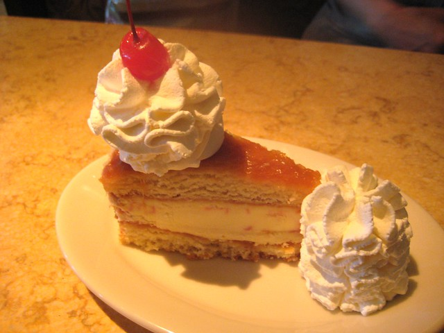 Pineapple Upside Down Cheesecake @ Cheesecake Factory | Flickr - Photo ...
