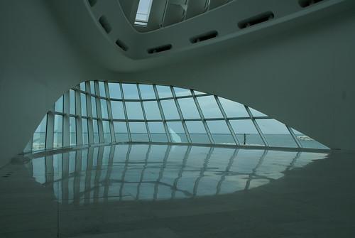 Milwaukee Art Museum - the prow
