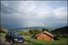 386 - Annecy-Geneva - Landscape