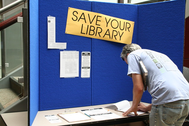 Save Your Library --Cleveland Heights-University Heights Public Library