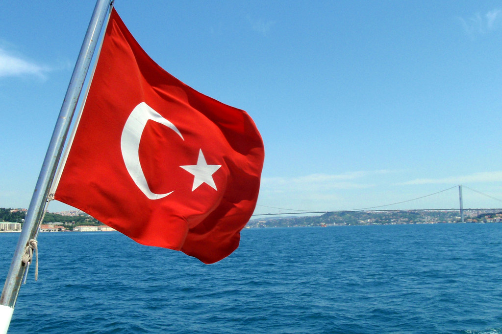 ensign; Türkiye