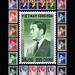 SVN stamps 32 -- President Ngo Dinh Diem (1955-1963)