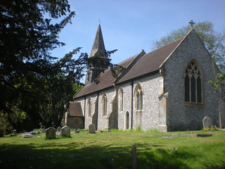 North Waltham Church