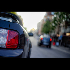 32/365 :: Tail Light