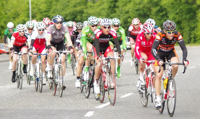 FBD Insurance bicycle race Galway 2