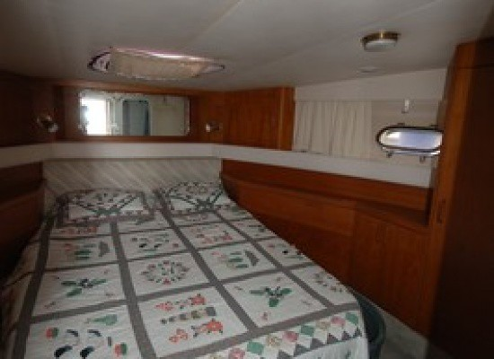 PRINCESS YACHTS PRINCESS 415 1990 Photo 2