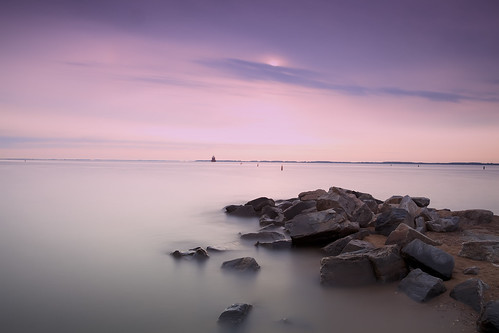 longexposure sunrise canon dawn day cloudy maryland filter galaxy hitech chesapeakebay hoya the sandypoint 5dmkii