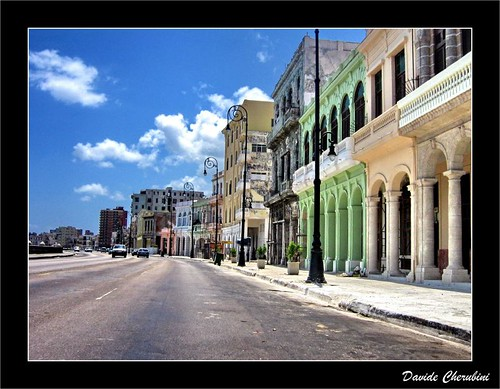 "Avana, cuba from the book ""the old and the sea"" by Ernest Hemingway"