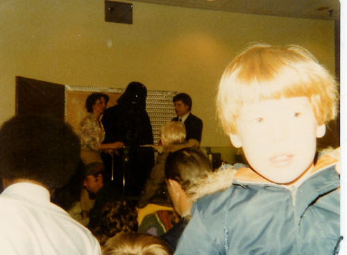 Me and Darth Vader at JCPenney 1978?-79?