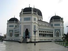 Mesjid Raya (grand Mosque), Beautiful Mosque