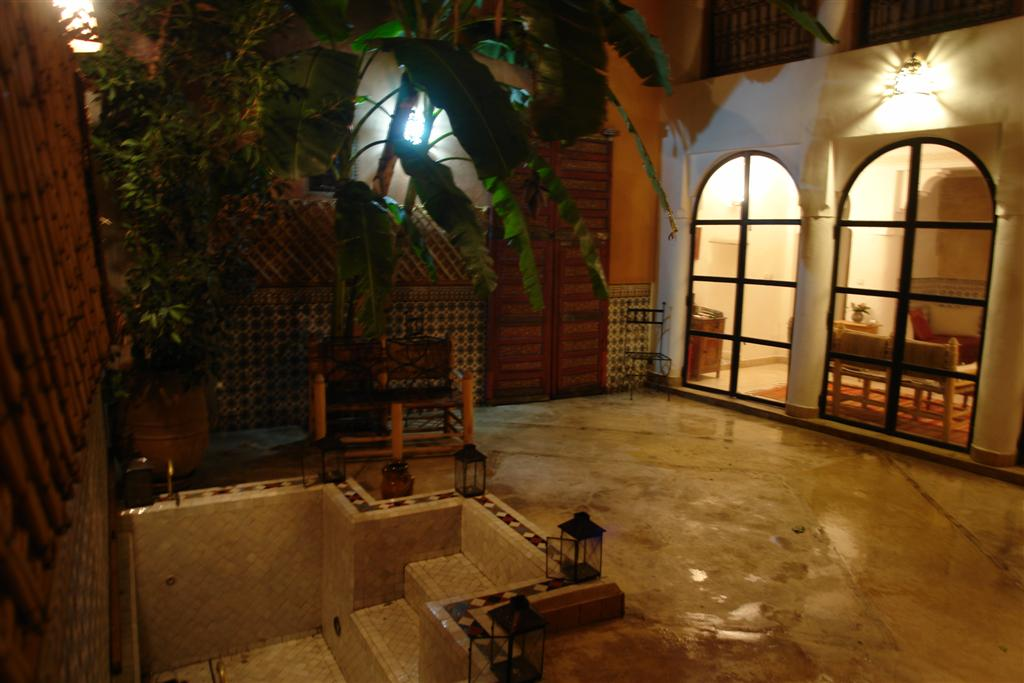 Un Riad es la mejor manera de disfrutar la cultura y la vida dentro de la Medina de Marrakech