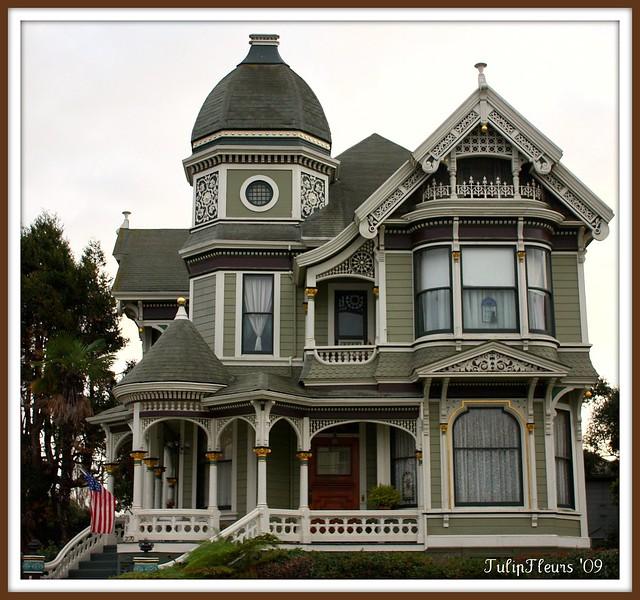 Victorian Era Architecture Images