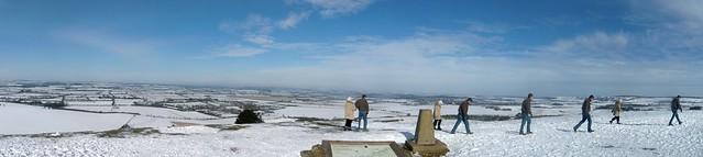 Ivinghoe Beacon - Panorama