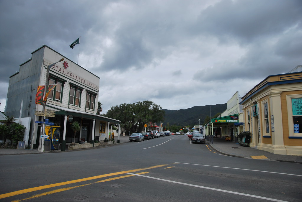 Coromandel Town - Coromandel Peninsula - New Zealand