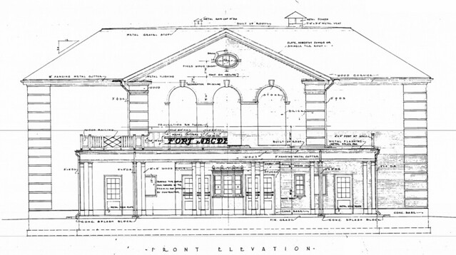 Front Elevation Theatre : Front elevation of a theater joy studio design gallery