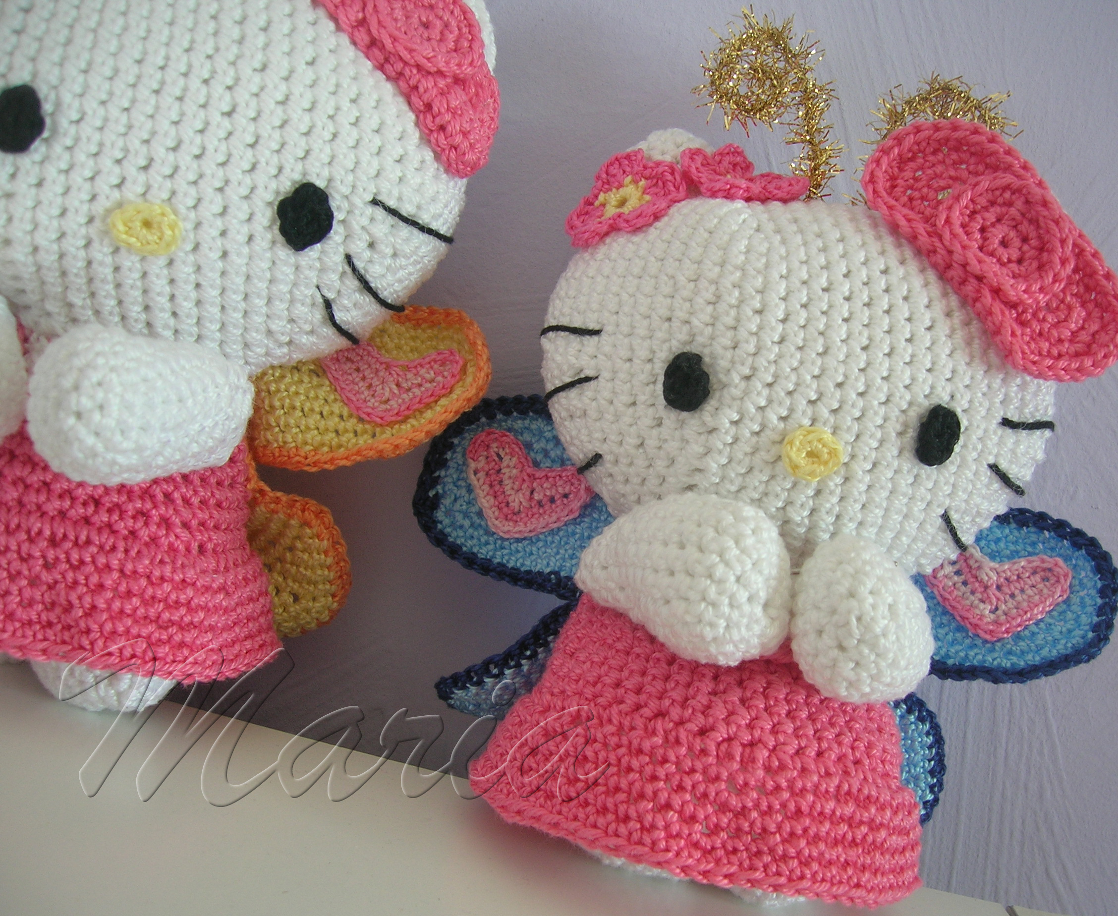 1000+ images about Crochet - Hello Kitty on Pinterest ...