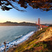Golden Gate Afternoon by romainguy