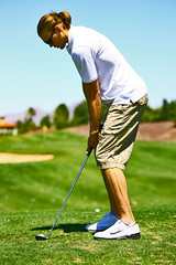 pitch and putt, grass, individual sports, professional golfer, play, sports, recreation, outdoor recreation, leisure, golf club, fourball, golf, golfer, ball game, lawn,
