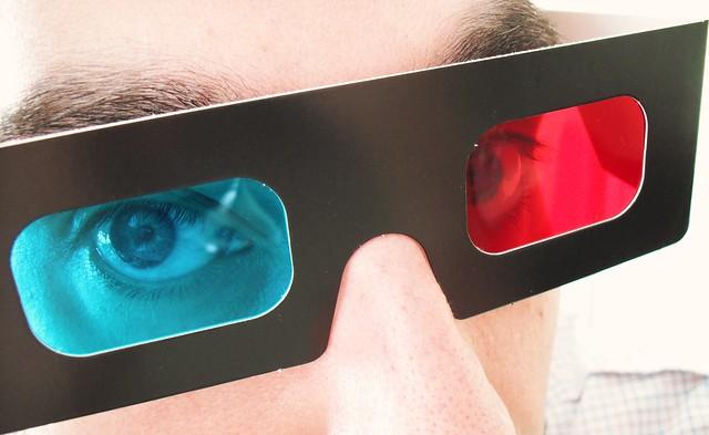 3-D Closeup