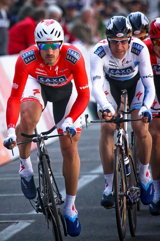 Fabian Cancellara, Jens Voigt