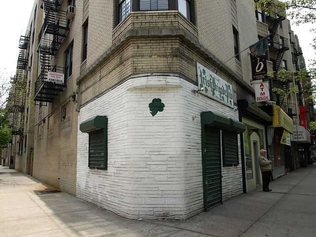 Irish Brigade Pub on Broadway, Washington Heights, New York City ...