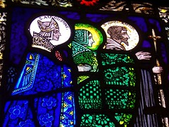 Harry Clarke Stained Glass