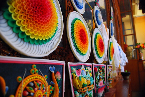 tibetan butter figures