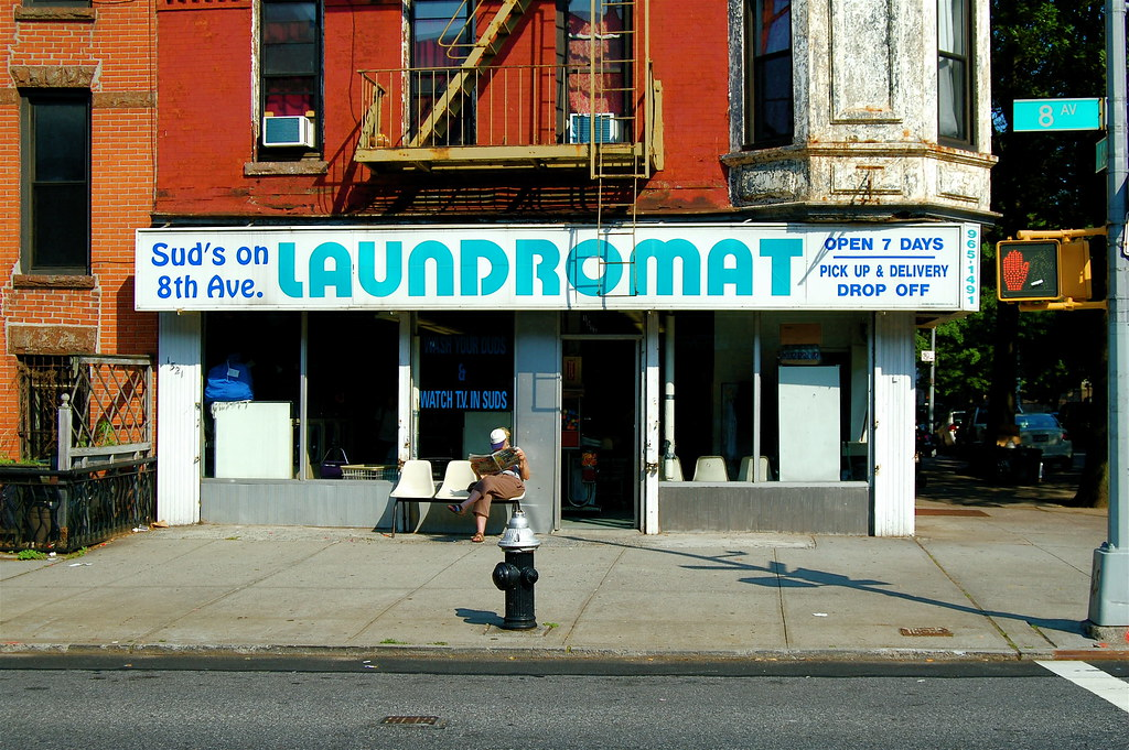 Park Slope Laundromat, how to remove deoderant stains, how to clean armpits