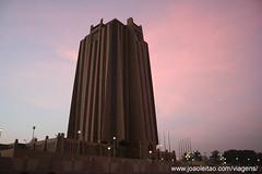 Sede do Banco Central Africano em Bamako