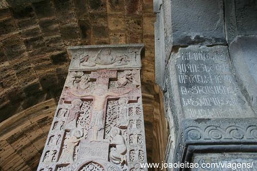 Mosteiro Haghpat UNESCO Haghpatavank Arménia